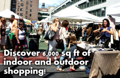 Discover more than 7,500 square feet of indoor vendors!